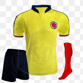 UNIFORME - 2018 World Cup Colombia National Football Team T-shirt 2014 FIFA World Cup Argentina National Football Team PNG