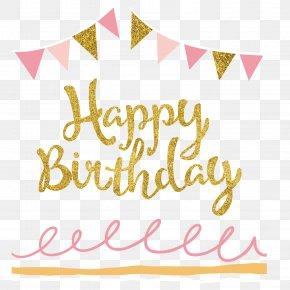 Decorative Vector Retro Birthday Card - Birthday Cake Greeting Card Birthday Customs And Celebrations PNG