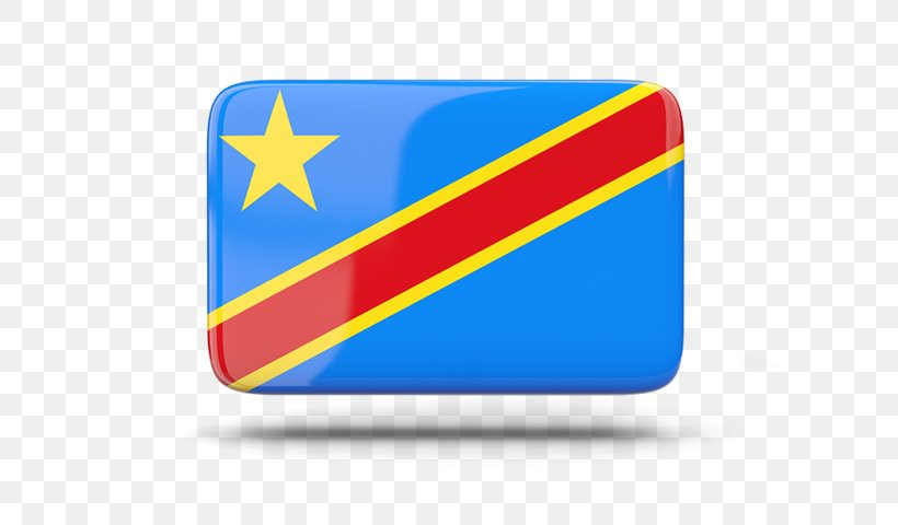 Flag Of The Democratic Republic Of The Congo Congo River United States, PNG, 640x480px, Democratic Republic Of The Congo, Blue, Brand, Congo River, Democratic Republic Download Free