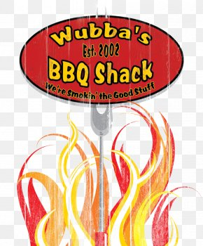Barbecue - Barbecue Wubba's BBQ Shack Pulled Pork Ribs Food PNG