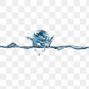 Creative Drops - Water Purification Drop Water Treatment PNG