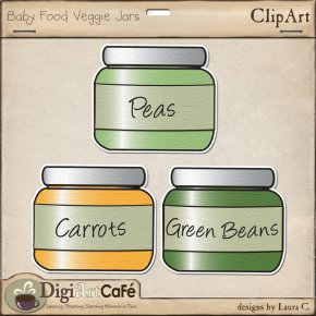 Food Baby Cliparts - Baby Food Jar Infant Clip Art PNG