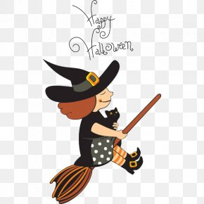 Cartoon Cute Little Witch - Boszorkxe1ny Royalty-free Can Stock Photo Clip Art PNG