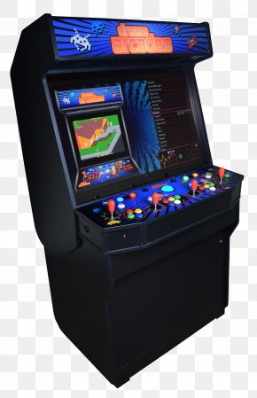 Games - 0 Sinistar Golden Age Of Arcade Video Games Arcade Cabinet Arcade Game PNG