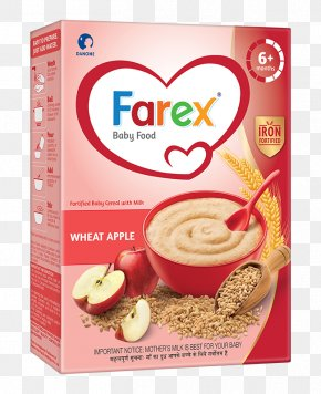Milk - Baby Food Breakfast Cereal Milk Farex PNG