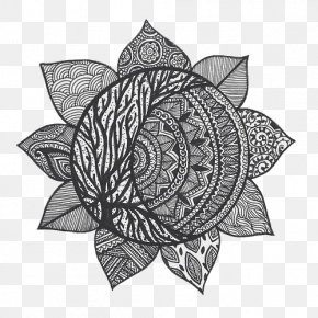 Henna - Mandala Tattoo Drawing Henna Mehndi PNG