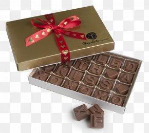 Chocolate Box - Chocolate Bar Praline Fudge Chocolate Box Art PNG