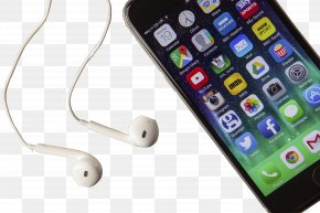 Apple Phone Headset Free To Pull The Material - IPhone 6 Plus IPhone 4 IPhone 5 IPhone 7 IPhone SE PNG