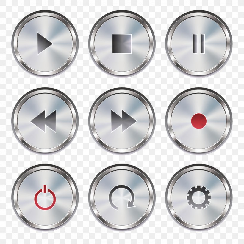 Push-button Icon, PNG, 1335x1333px, Button, Computer Graphics, Hardware, Hardware Accessory, Material Download Free