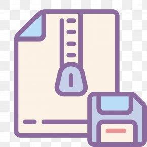 Computer - Zip Computer File PNG