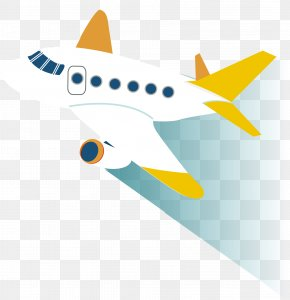 Airplane - Wing Airplane Aircraft Aerospace Engineering Clip Art PNG