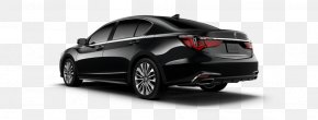 Car - 2018 Acura RLX Sport Hybrid Car Luxury Vehicle Tire PNG