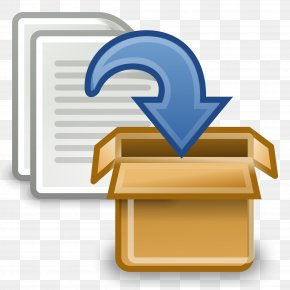 Zipper - Archive File Directory PNG