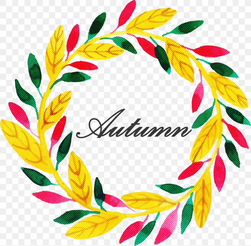 Hello Autumn Welcome Autumn Hello Fall, PNG, 2999x2934px, Hello Autumn, Drawing, Floral Design, Flower, Hello Fall Download Free