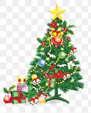 Holiday Ornament Christmas Eve - Christmas Tree PNG