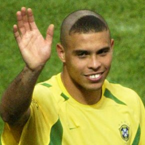 Soccer Player - Ronaldo 2002 FIFA World Cup Brazil National Football Team 2014 FIFA World Cup PNG