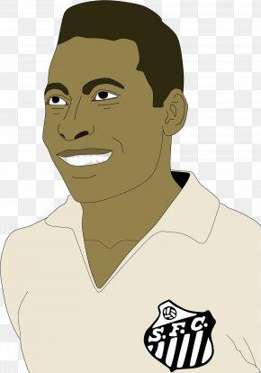 Football - Pelé Brazil National Football Team Football Player PNG