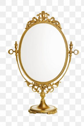 Mirror Border - Mirror Stock Photography Picture Frame PNG