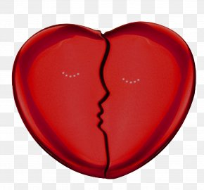 Ice - Heart Love Valentine's Day Red February 14 PNG