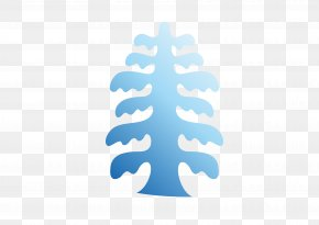 Vector Snow Tree Pictures - Christmas Tree, Snow Silhouette PNG