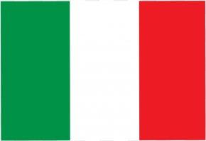 Italia Flag - Flag Of Italy Clip Art PNG