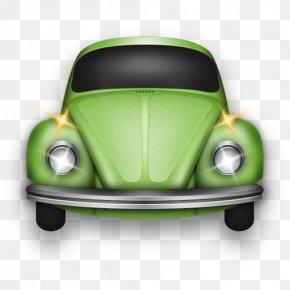 Beetle Avocado - Classic Car Vintage Car Automotive Exterior Compact Car PNG