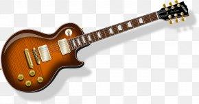 Acoustic Guitar - Electric Guitar Steel-string Acoustic Guitar Clip Art PNG