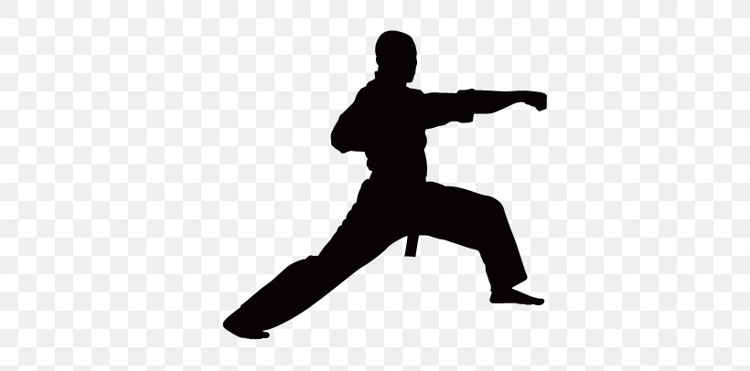 Martial Arts Karate Silhouette Clip Art Png 721x406px Martial Arts Aikido Chinese Martial Arts Hand Hapkido