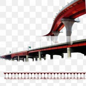 Interchange Bridge - Bridge River Bridgeu2013tunnel Overpass Interchange PNG