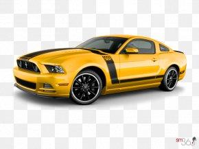 Boss 302 Mustang - California Special Mustang Car Hyundai 2014 Ford Mustang PNG