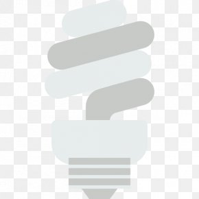 A Gray Energy-saving Lamps - Energy Conservation Energy Saving Lamp PNG