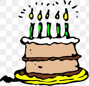 60 Birthday Cake Cliparts - Torta Torte Birthday Cake Clip Art PNG