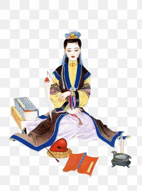 Chinese Antiquity Woman - History Of China Clothing Ancient History Costume PNG