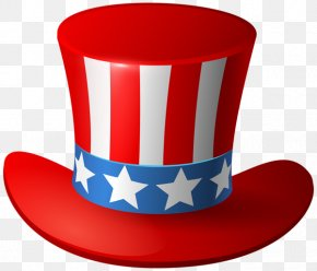 Peony - United States Uncle Sam Hat Clip Art PNG