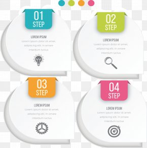 Business Information Design - Infographic Chart Drop PNG
