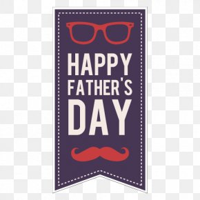 Happy Father Day - Logo Font Rectangle Product Brand PNG