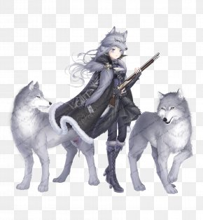 4k Snow Wolf - Love Nikki-Dress UP Queen Video Games Image PNG