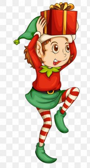 Santa Claus - Santa Claus Christmas Elf Royalty-free Clip Art PNG