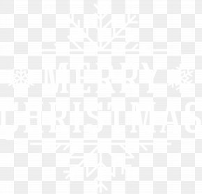 Merry Christmas Stamp Transparent Clip Art - Black And White Point Angle Pattern PNG