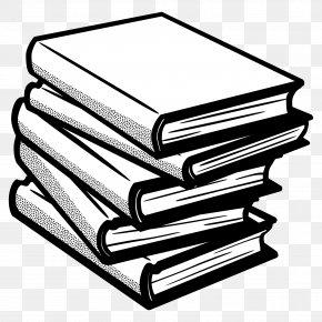 Book Clip Art - Book Line Art Clip Art PNG