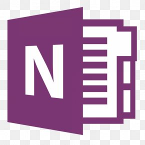 Microsoft One Note Icon - Microsoft OneNote Microsoft Excel Microsoft Office 365 Computer Software PNG
