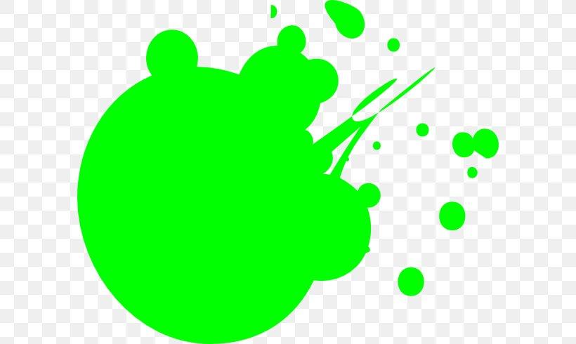 Paint Green Clip Art, PNG, 600x490px, Paint, Amphibian, Area, Art, Blog Download Free