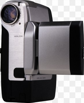 Camera Hand-painted Model - Canon EOS 300D Video Cameras PNG