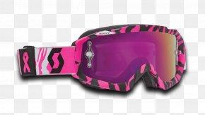Scott Goggles - Goggles Scott Sports Scott Hustle MX Goggle Glasses PNG