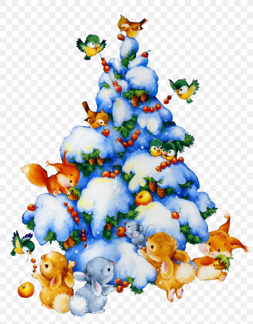 Santa Claus Ded Moroz Clip Art New Year Christmas Card, PNG, 800x1050px, Santa Claus, Branch, Christmas, Christmas Card, Christmas Day Download Free