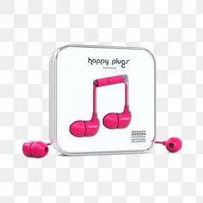 Ear Plug - Happy Plugs In-Ear Headphones Audio Happy Plugs Earbud Écouteur PNG