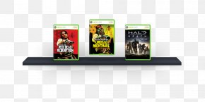 Card Games Showcase - Xbox 360 Video Game Console PNG
