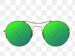 Sunglasses - Sunglasses Green Goggles Eyewear PNG