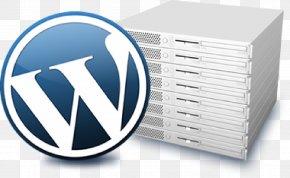 WordPress - Web Development WordPress Blog Content Management System Web Hosting Service PNG