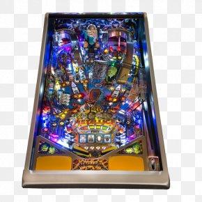 Pro Pinball - Future Pinball Metallica Stern Electronics, Inc. Arcade Game PNG